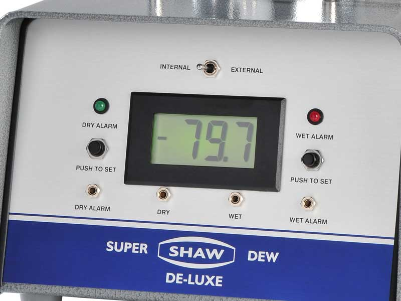 Shaw SDDL dew point meter
