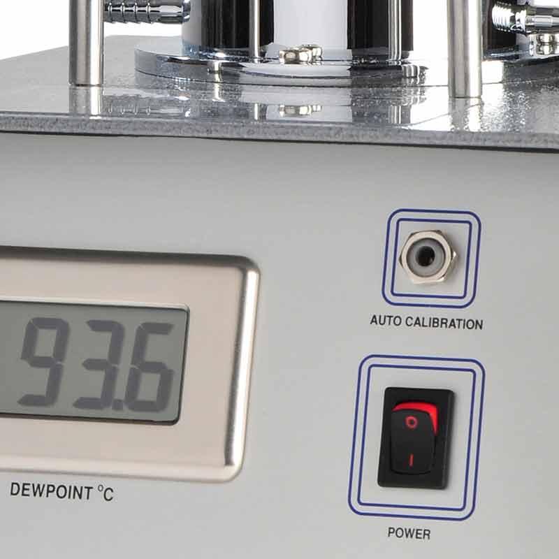 SHAW SADP-D intrinsically safe portable digital dewpoint meter with autocal facility, Model SADP/SADP-D