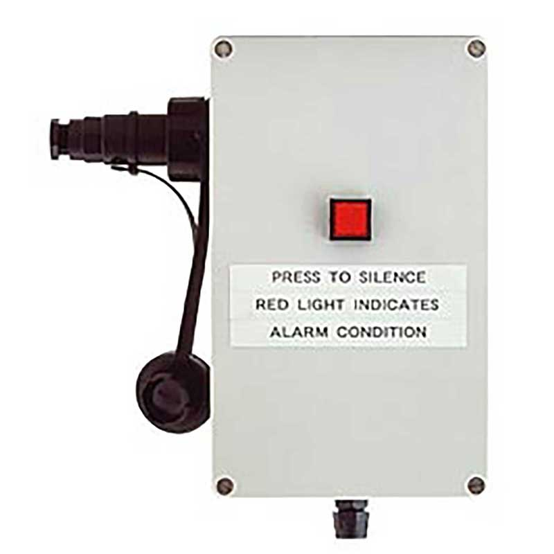 SHAW Model AVA audible alarm unit rated IP65