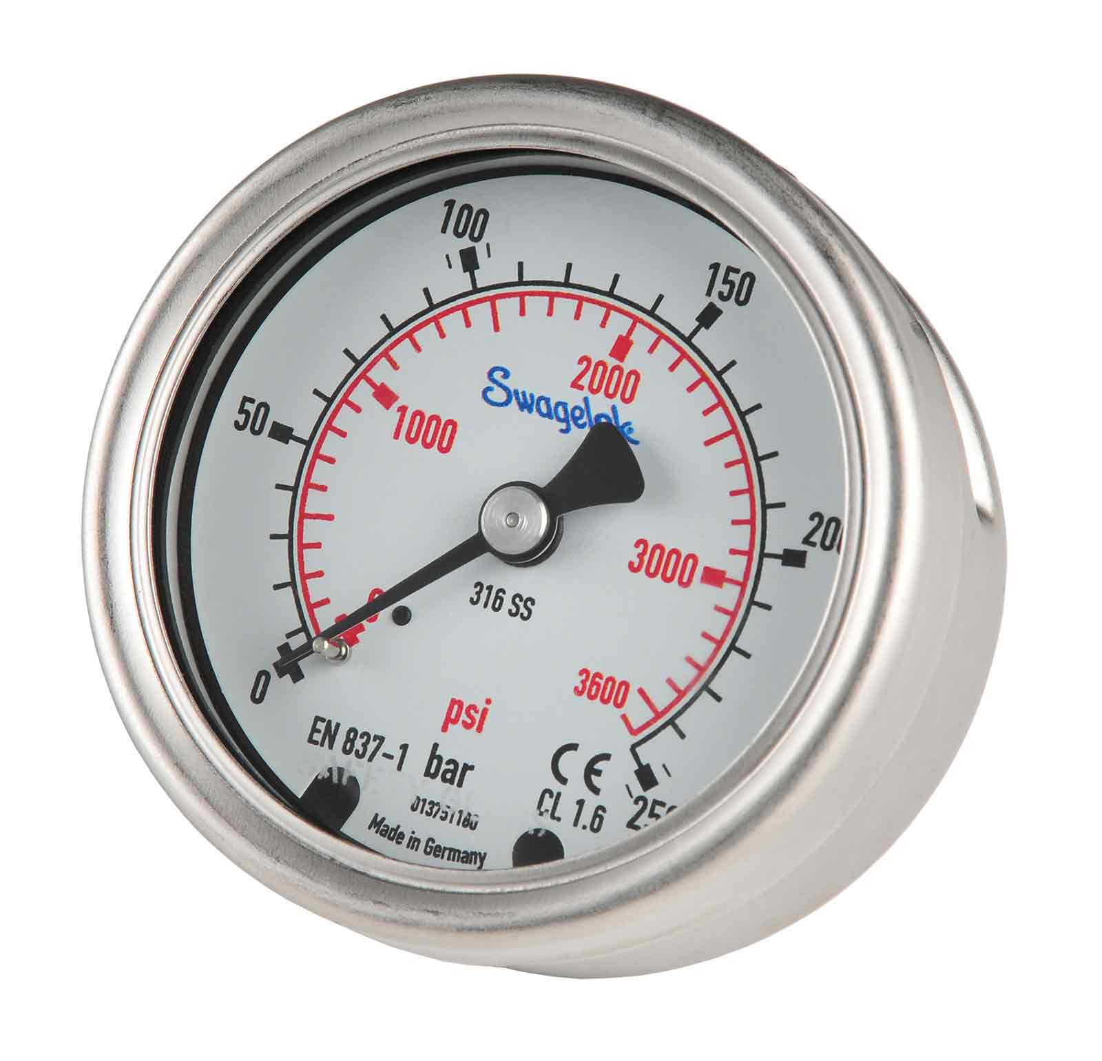 Shaw Moisture Meters dewpoint meter accessories pressure gauge,indicate local system pressure