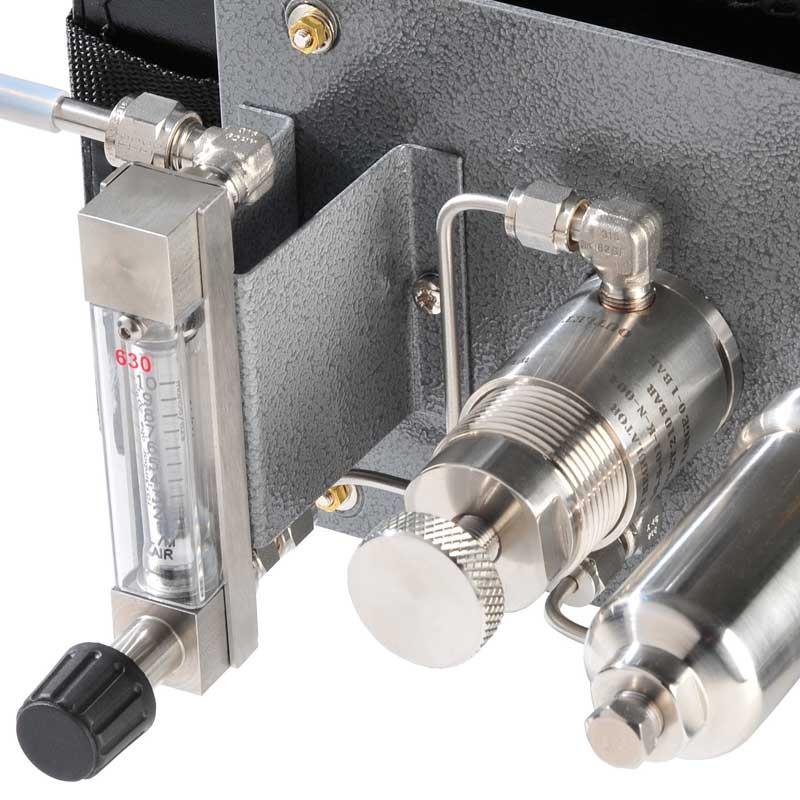 Shaw SADP dewpoint meter,sample system