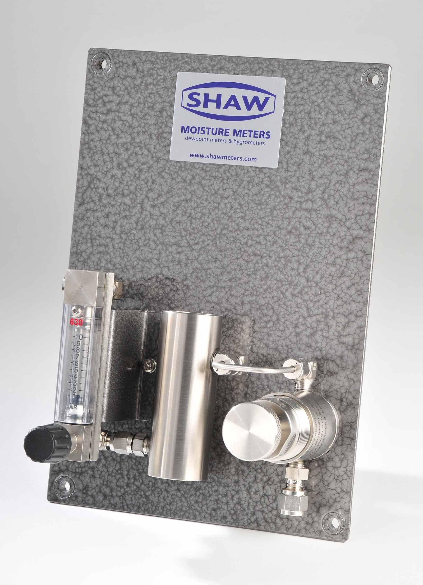 Shaw SU4 sample conditioning unit, gas,general compressed air sampling