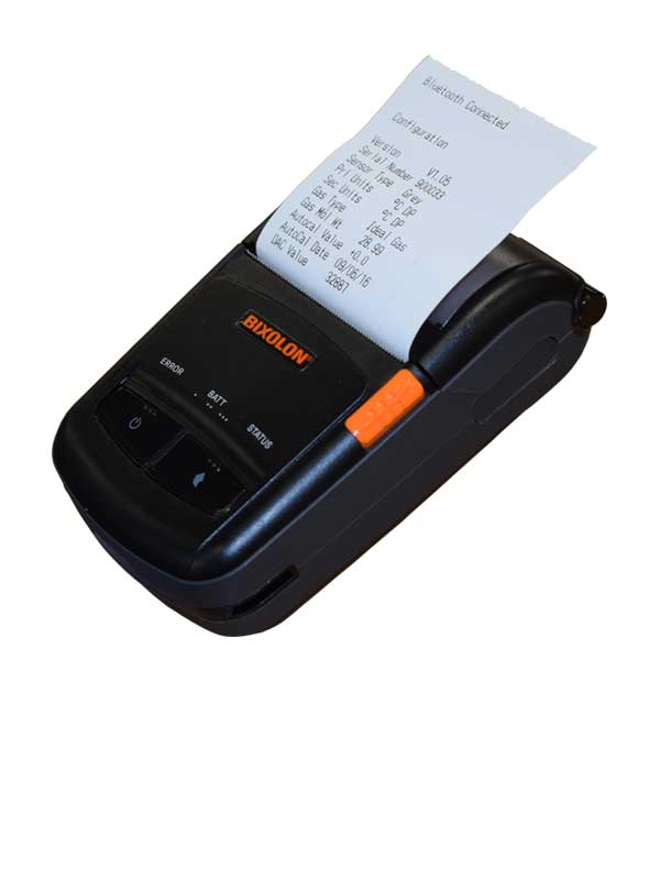 Shaw SDHmini-Ex IP54 rated Bluetooth printer