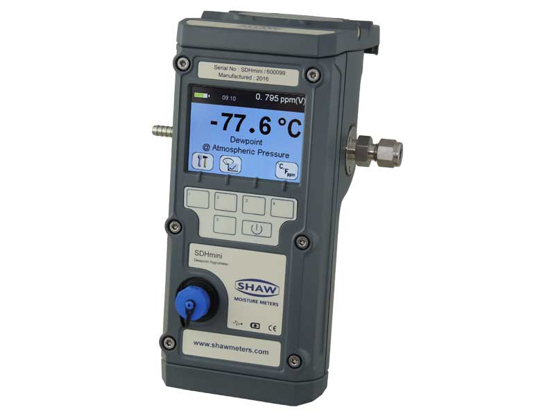 SDHmini-hand-held-portable-dewpoint-meter-with-PPM-units
