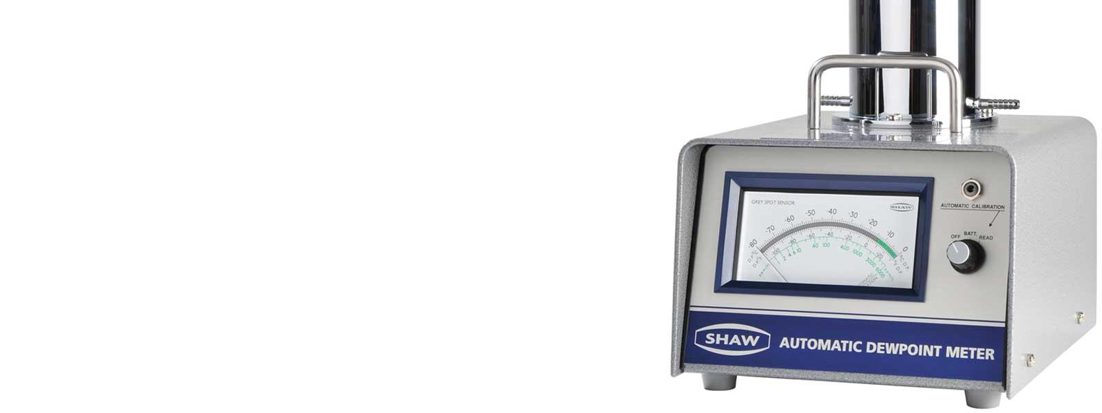 SHAW SADP Dewpoint Meter