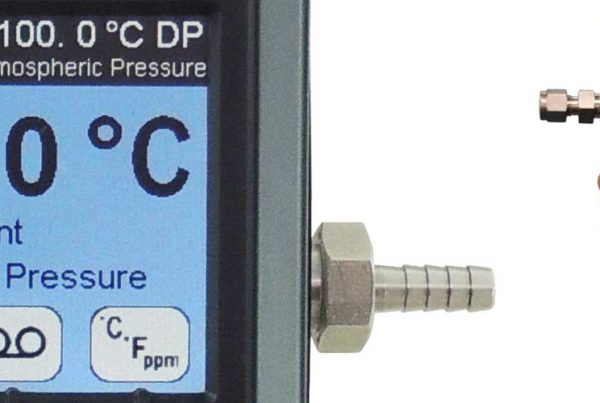 intrinsically safe hand held dewpoint meter SDHmini-Ex hygrometer