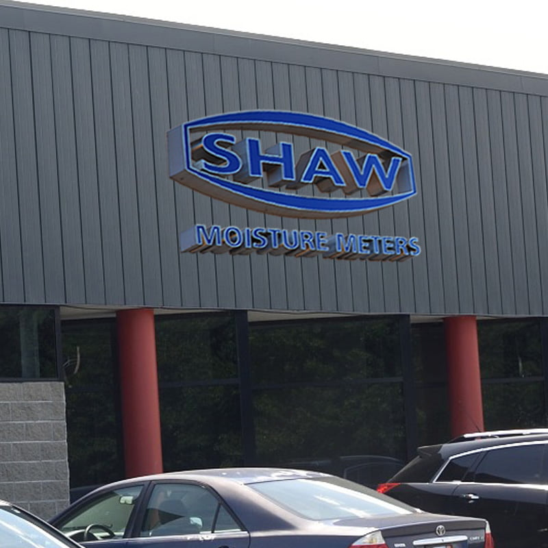 shaw usa, shaw moisture meters usa, new sales office, now open